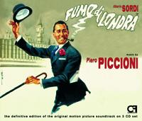 colonne sonore originali - Fumo di Londra (3 CD) - Beat Records Company 83e67539001e