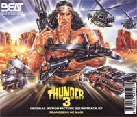 THUNDER / THUNDER 3 - Recensione su Buysoundtrax by Randall Larson - Inglese